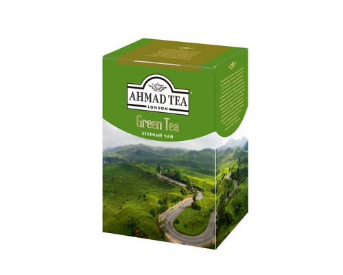Чай Ahmad Green Tea зеленый 200 г - (324581К)