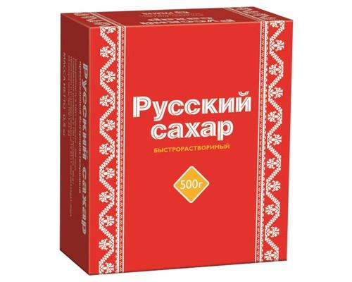 Сахар-рафинад Русский 500 г - (427939К)
