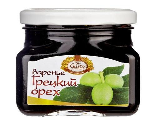 Варенье te Gusto грецкий орех 430 г - (430476К)