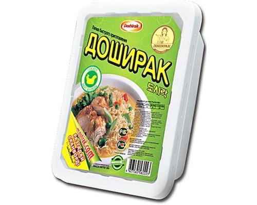 Лапша Доширак со вкусом курицы 90 г - (158676К)