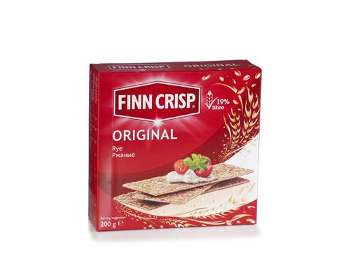 Сухарики Finn Crisp Original Taste ржаные 200 г - (251465К)