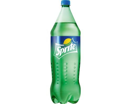 Напиток Sprite газированный 2 л 6 штук в упаковке - (493910К)