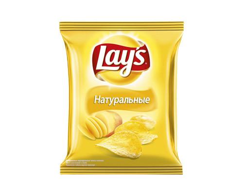 Чипсы Lays натуральные 80 г - (256905К)