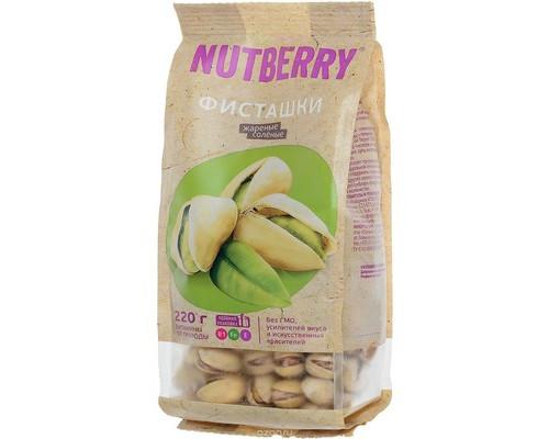 Фисташки Nutberry 220 г - (640530К)