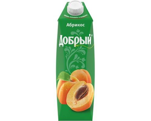 Нектар Добрый абрикос 1 л - (443245К)