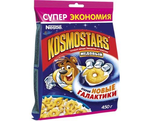 Колечки Kosmostars с медом 450 г - (494742К)