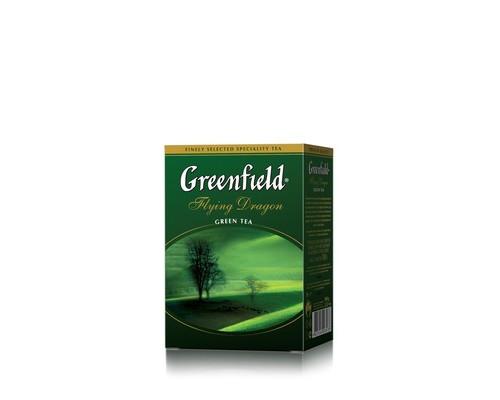 Чай Greenfield Flying Dragon зеленый 100 г - (133555К)