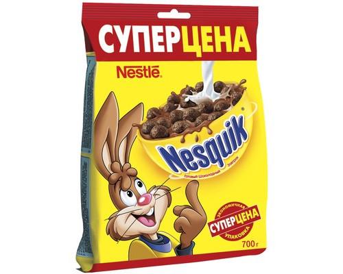 Шарики Nesquik шоколад 700 г - (494743К)