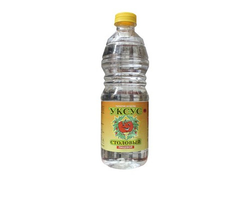 Уксус столовый 9% Абрико 500 мл - (451010К)