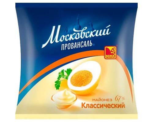 Майонез Московский Провансаль 67% 1000 мл - (463461К)