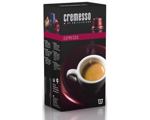 Капсулы для кофемашин Cremesso Espresso 16 штук в упаковке - (394938К)