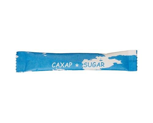 Сахар порционный Материк в стиках по 5 г 200 штук в упаковке - (441599К)