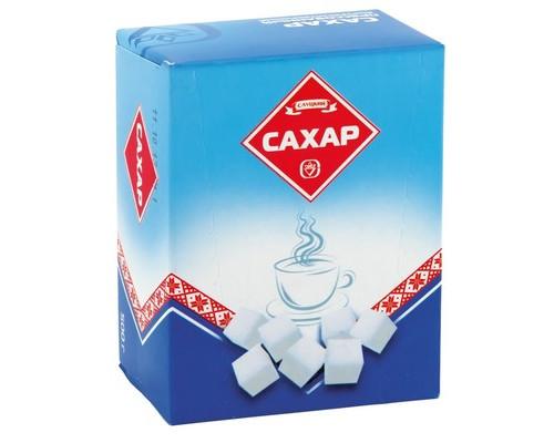Сахар-рафинад Слуцкий 500 г - (470899К)
