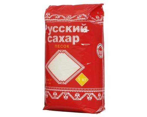 Сахарный песок Русский сахар 1 кг - (680943К)