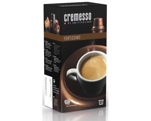 Капсулы для кофемашин Cremesso Fortissimo 16 штук в упаковке - (394941К)