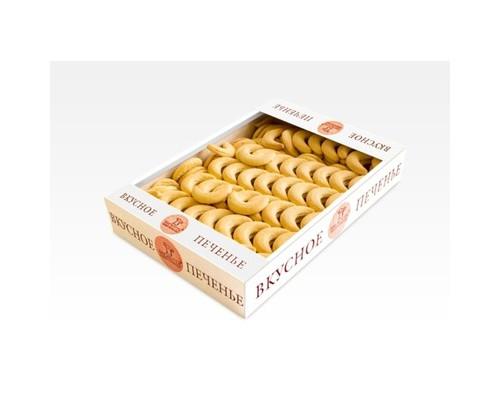 Печенье Бискотти Сырные рогалики 1.5 кг - (416122К)