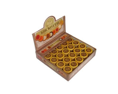 Печенье Бискотти с орехом 1.8 кг - (416115К)
