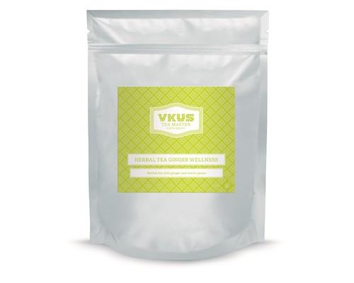 Чай Vkus травяной имбирный 125 г - (632796К)