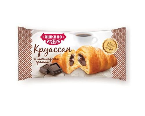 Круассан Яшкино с шоколадным кремом 45 г - (450203К)