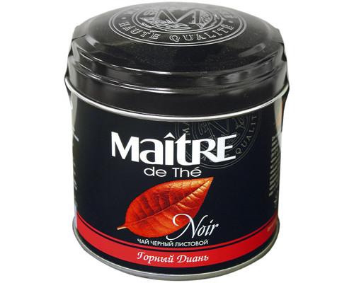Чай Maitre Noir Горный Диань черный 100 г - (66834К)