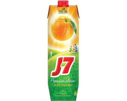 Сок J7 апельсин с мякотью 0.97 л - (104505К)