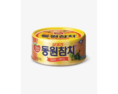 Тунец Dongwon консервированный в масле 150 г - (640507К)