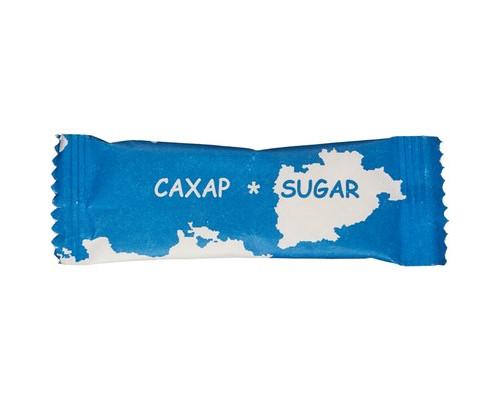 Сахар порционный Материк в стиках по 10 г 100 штук в упаковке - (441600К)