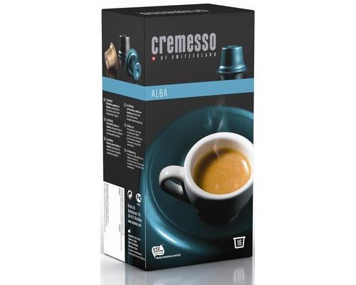 Капсулы для кофемашин Cremesso Alba 16 штук в упаковке - (394940К)
