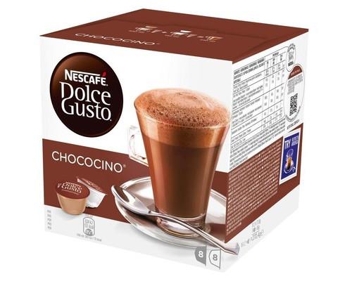 Капсулы для кофемашин Dolce Gusto Chococino 16 штук в упаковке - (185134К)