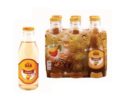 Напиток Star-bar Дюшес газированный 0.175 л 6 штук в упаковке - (456921К)