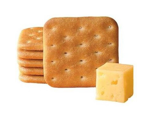 Крекер Янтарный с сыром 5.6 кг - (486792К)