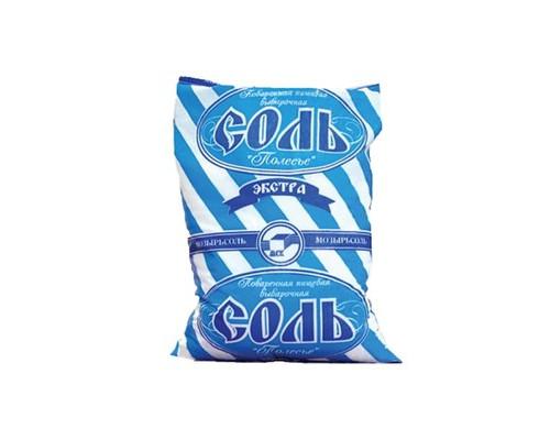 Соль Полесье экстра 1 кг - (478676К)