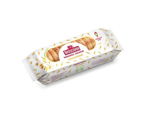 Печенье овсяное Посиделкино классическое 320 г - (104542К)