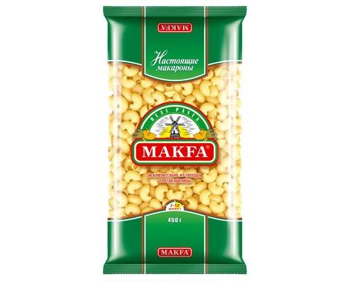 Макароны Макфа Улитки 450 г - (454000К)