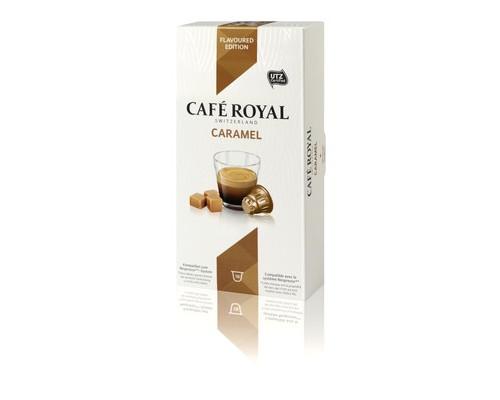 Капсулы для кофемашин Cafe Royal Caramel 10 штук в упаковке - (445512К)