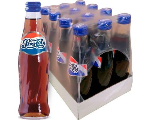 Напиток Pepsi газированный 0.25 л 12 штук в упаковке - (177398К)