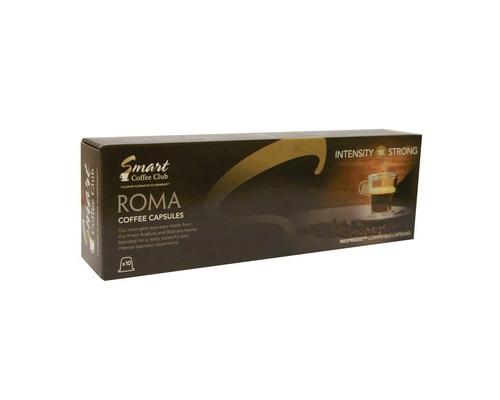 Капсулы для кофемашин Smart Coffee Club Roma 10 штук в упаковке - (449895К)