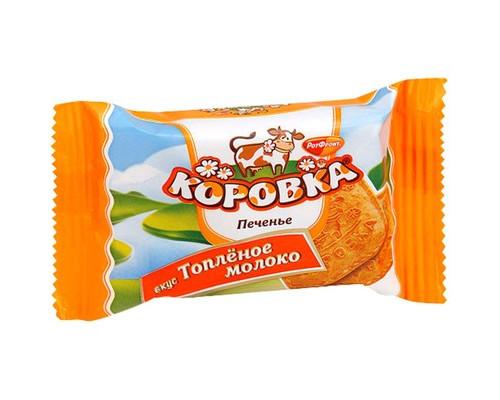 Печенье Коровка с топленым молоком 42 г - (469588К)
