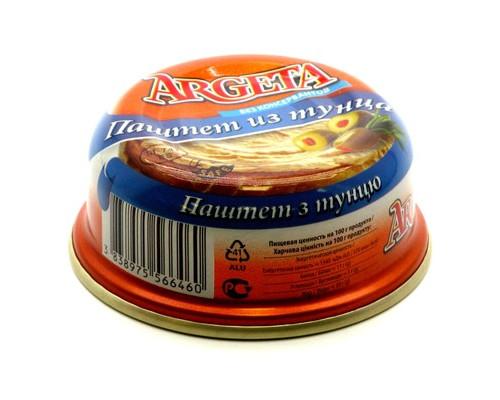Паштет из тунца Argeta 95 г - (451014К)