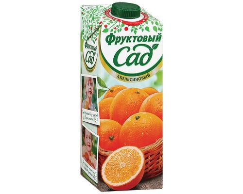 Нектар Фруктовый Сад апельсин с мякотью 0.95 л - (133589К)