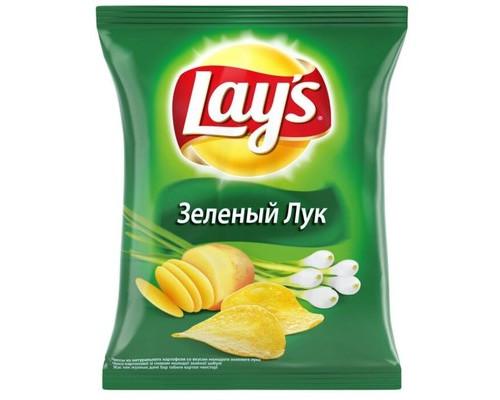 Чипсы Lays с луком 80 г - (256906К)