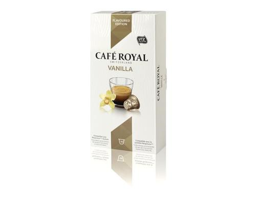 Капсулы для кофемашин Cafe Royal Vanilla 10 штук в упаковке - (445514К)