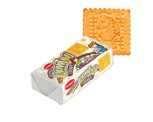 Печенье Слодыч Шахматный 4.5 кг - (681518К)