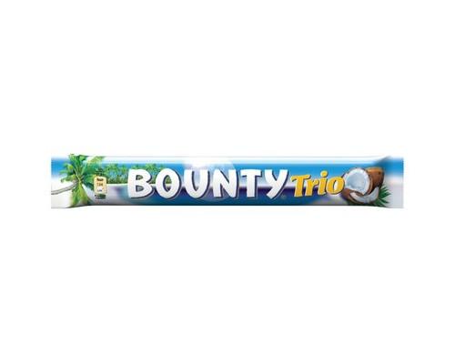 Шоколадный батончик Bounty trio 82.5 г - (409459К)