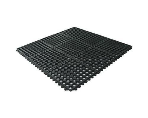 Коврик напольный RES 90х90 см резиновый - (628417К)