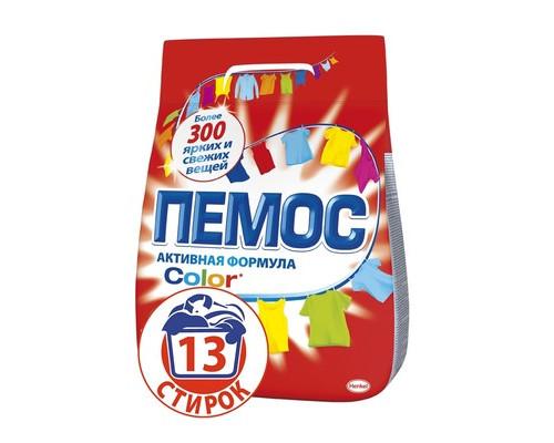 Стиральный порошок Пемос колор 2 кг - (603142К)