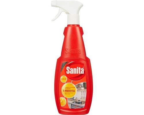 Чистящее средство для кухни Sanita спрей 500 мл - (563768К)