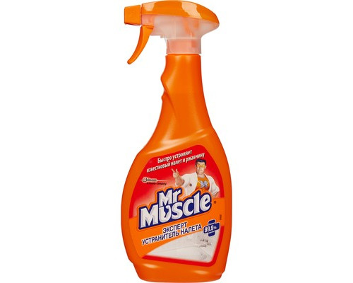 Средство для чистки сантехники Мистер Мускул 500 мл - (51464К)