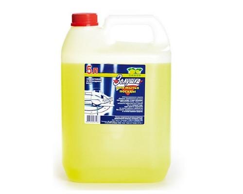 Средство для мытья посуды Золушка лимон 5 л - (558147К)