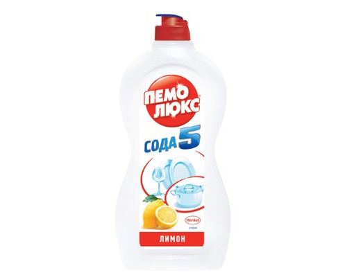 Средство для мытья посуды Пемолюкс 450 мл в ассортименте - (55988К)